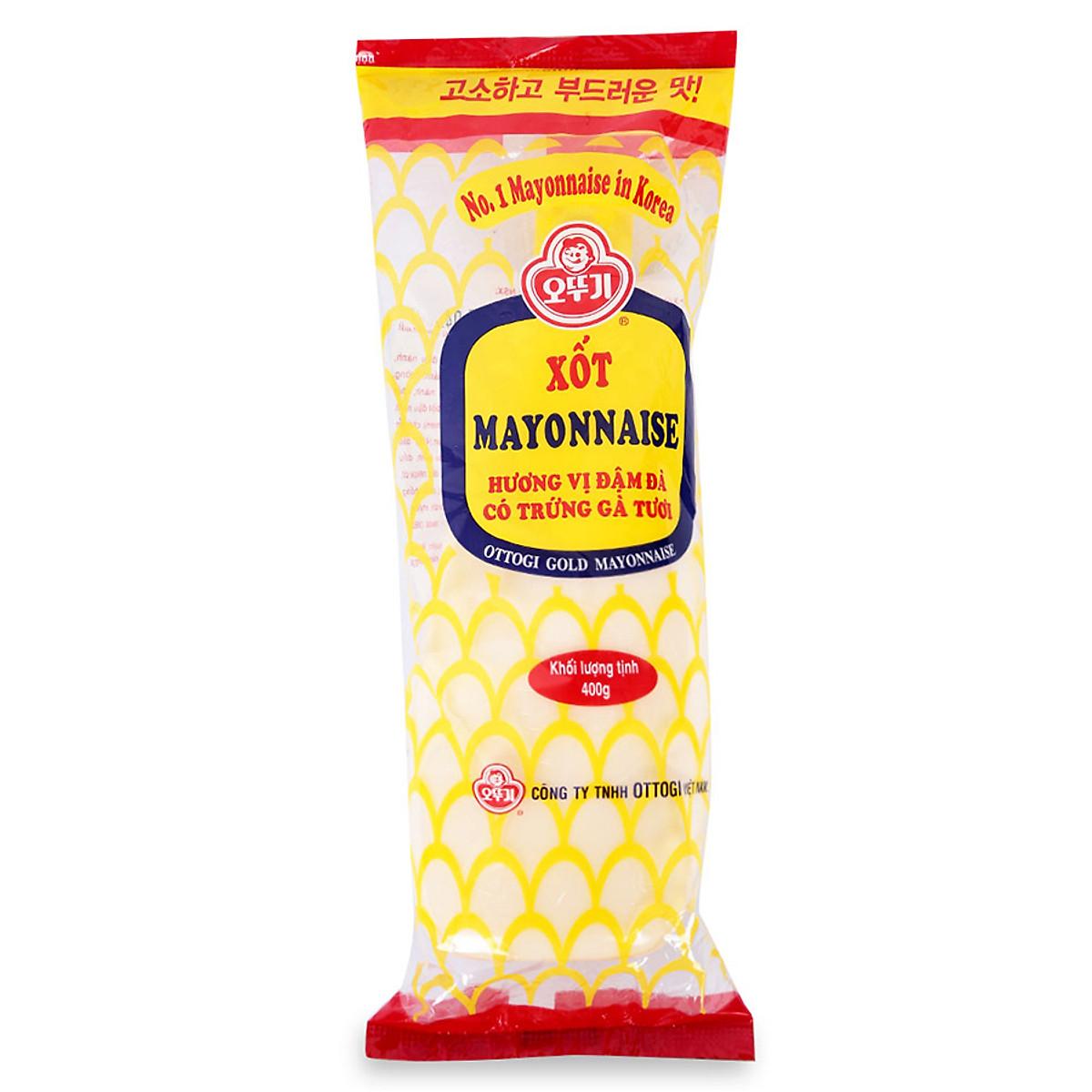 Xốt mayonnaise ottogi 400g