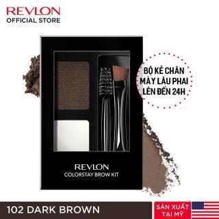 Bộ kẻ chân mày lâu phai Revlon Colorstay Brow Kit 1.42g thumbnail
