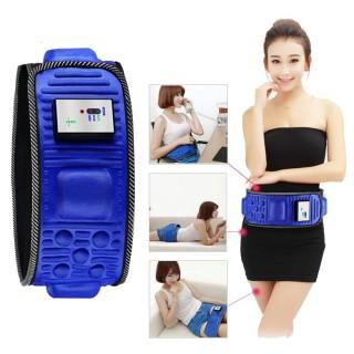 Đai massage giảm mỡ bụng Vibroaction x5 (xanh) cho vòng 2 siêu đẹp ( BẢO HÀNH CHÍNH HÃNG 1 THÁNG ) thumbnail