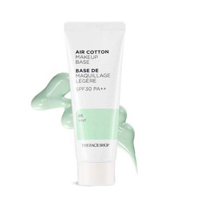 Kem lót Air Cotton Makeup Base The Face Shop