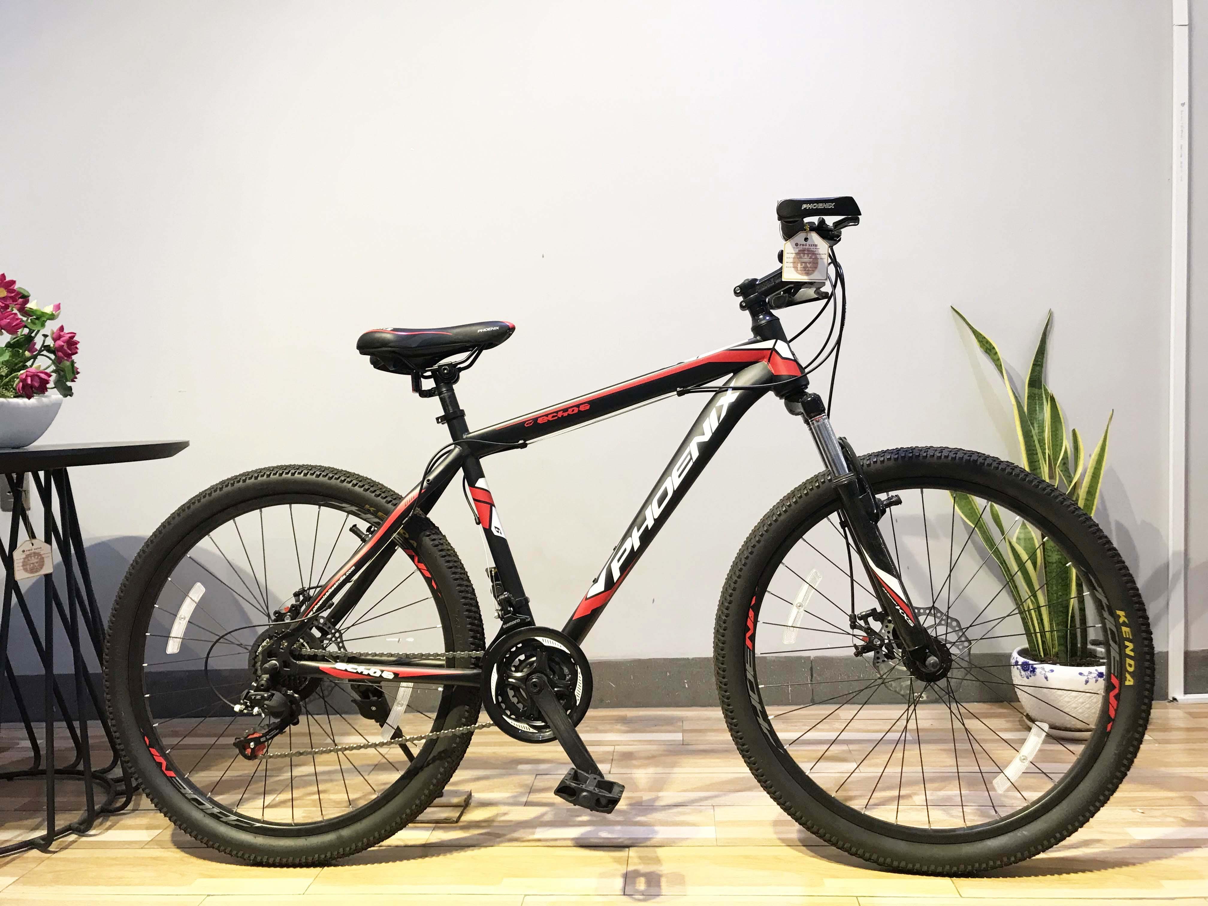 Xe đạp địa hình 2 bộ đè Phượng Hoàng Phoenix Echo 6.0