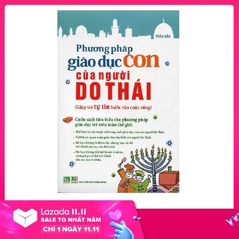Sách Phương Pháp Giáo Dục Con Của Người Do Thái ( Minh Long ) - Newshop