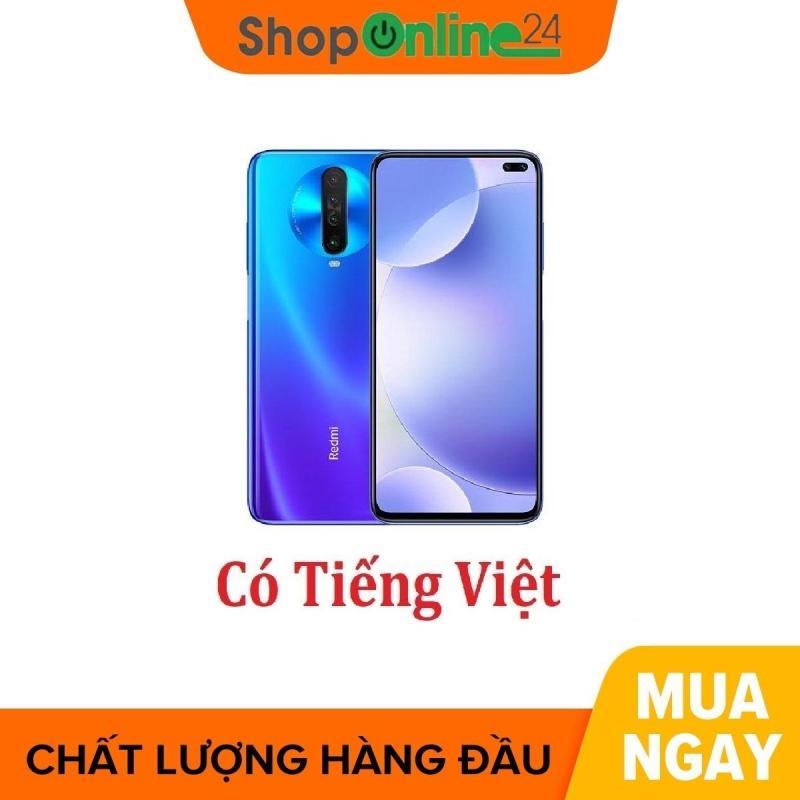 Điện thoại Xiaomi Redmi K30 Ram 6GB 128GB tiếng Việt - Hàng nhập khẩu