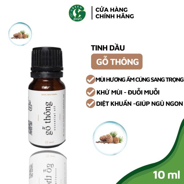 [HCM]Tinh dầu Gỗ thông Ogatic vn 10ml | Pine Essential Oill giá rẻ