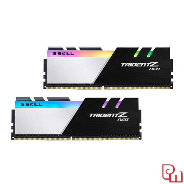 Bảng giá Ram GSKILL Trident Z Neo RGB 64GB (2x32GB) DDR4 Bus 3600 F4-3600C18D-64GTZN Phong Vũ