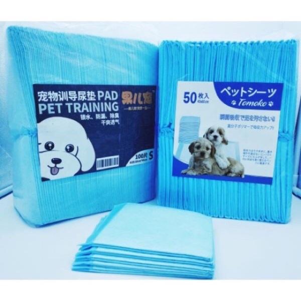 Tã lót vệ sinh chó mèo loại dày thấm hút cao - Miếng lẻ, cam kết hàng đúng mô tả, chất lượng đảm bảo, an toàn đến sức khỏe