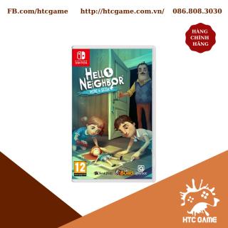 Game Hello Neighbor Hide & Seek dành cho máy Nintendo Switch thumbnail