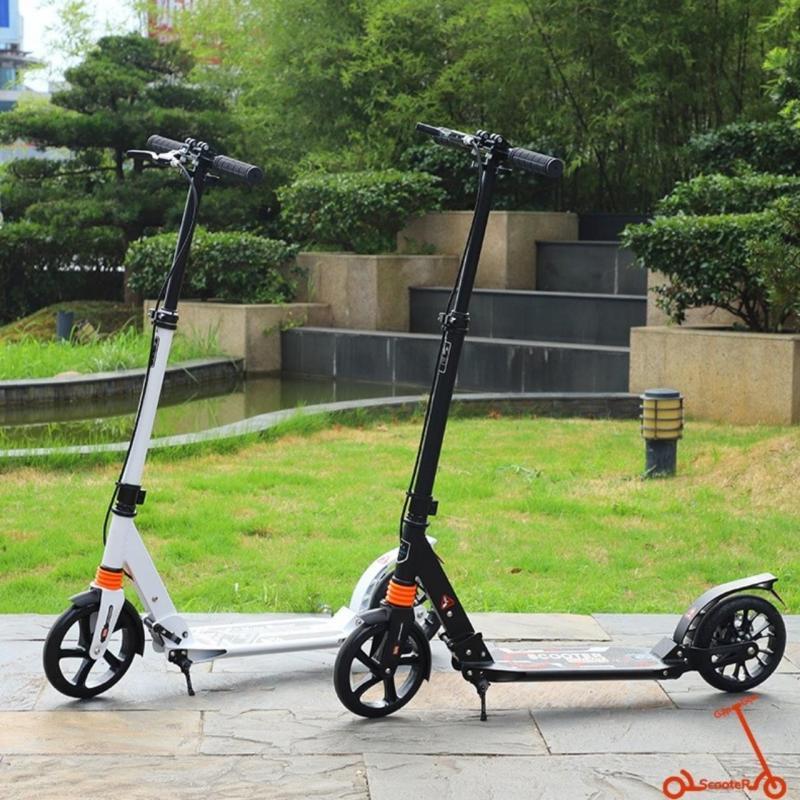 Giá bán Xe trượt scooter thể thao gấp gọn  phiên bản nâng cấp 2