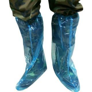 Ủng bọc giày đi mưa chất liệu nilon  chống nước