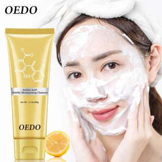 OEDO Sữa rửa mặt làm sạch lỗ chân lông axit amin , chăm sóc da mặt, chống lão hóa làm sạch nếp nhăn - INTL thumbnail
