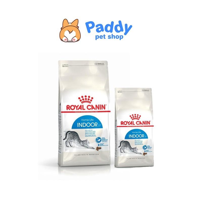 Thức ăn hạt cho mèo Royal Canin Indoor 27 - 2kg