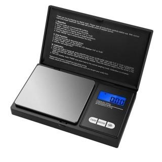 cân điện tử tiểu ly 200g - 0,01g Độ Chính Xác Cao, Màu Bạc, Thiết Kế Nhỏ Gọn Tiện Lợi, Dễ Dàng Sử Dụng - cân mini nhỏ gọn bỏ túi , cân chính xác giá rẻ thumbnail