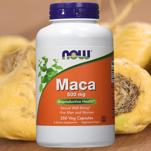 Sâm MACA tăng cường sức khỏe sinh lý nam nữ 250 viên nhập khẩu