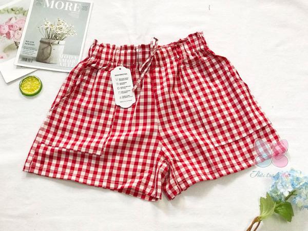 Giá bán Quần sọt bé gái từ 38-45kg quần đùi bé gái vải kate lụa mềm mát - QG10