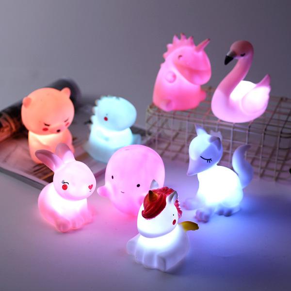 Bảng giá Đèn Ngủ 3D Nhiều Hình Kute Dùng Pin Tiện Lợi