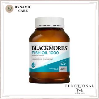 [Hàng chuẩn Úc] Viên uống dầu cá Blackmores fish oil 1000mg 200 viên - 400 viên của Úc thumbnail