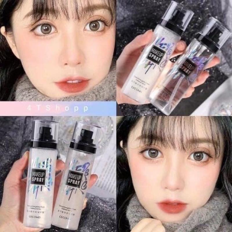 Xịt Khóa Nền Trang Điểm Star Flash Makeup Spray Giữ Lớp Nền Trang Điểm Luôn Mịn Màng Suốt 24 Giờ