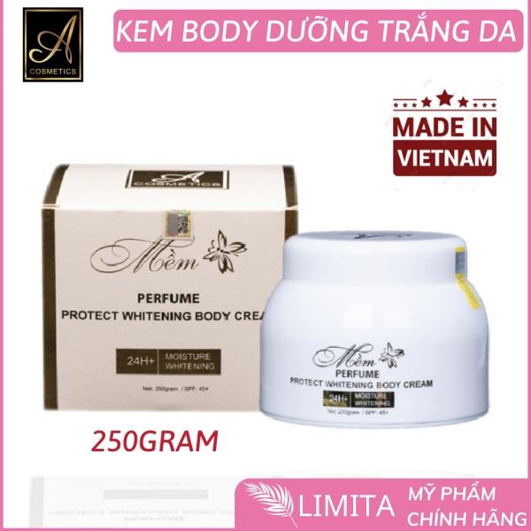kem trắng da toàn thân body mềm trắng cấp tốc hiệu quả giảm tàn nhang cấp ẩm cho da mịn màng (200gram), trẻ hóa làn da cải thiện độ đàn hồi của da chống lão hóa làn da