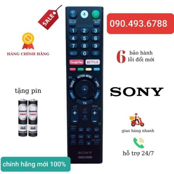 Bảng giá (Chính hãng) Điều khiển tivi Sony giọng nói - Hàng mới chính hãng 100%