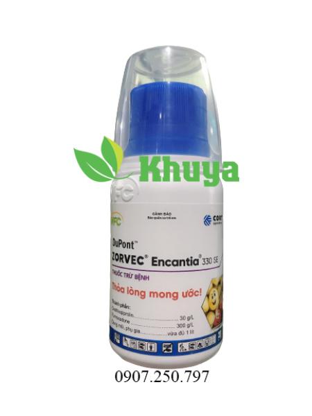 Trừ bệnh Dupont Zorvec Encantia 330SE 100ml chuyên Sương Mai
