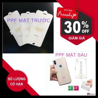 PPF Cầu Vồng Iphone Mặt Trước-Mặt Sau- Skin Dán PPF Cầu Vồng Chống Trầy Xước Cho Các Dòng IPhone 6-11Promax thumbnail