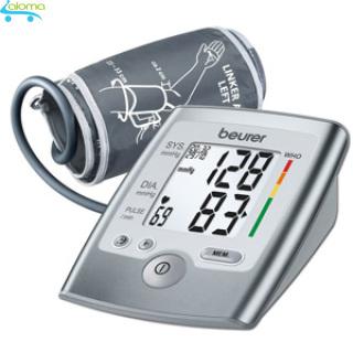 Máy đo huyết áp bắp tay Beurer BM-35 CHLB Đức độ chính xác cao đo nhịp tim huyết áp tiêu chuẩn Châu Âu thumbnail