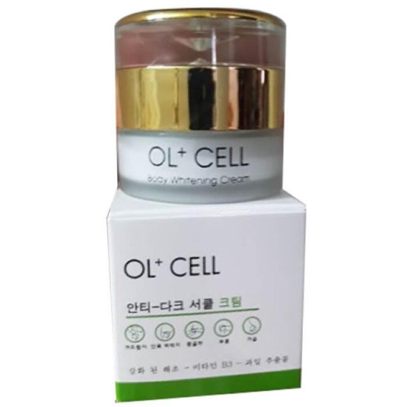 Kem trị thâm nách, bẹn, mông, nhũ hoa, vung kin OL+ CELL 50g Hàn Quốc
