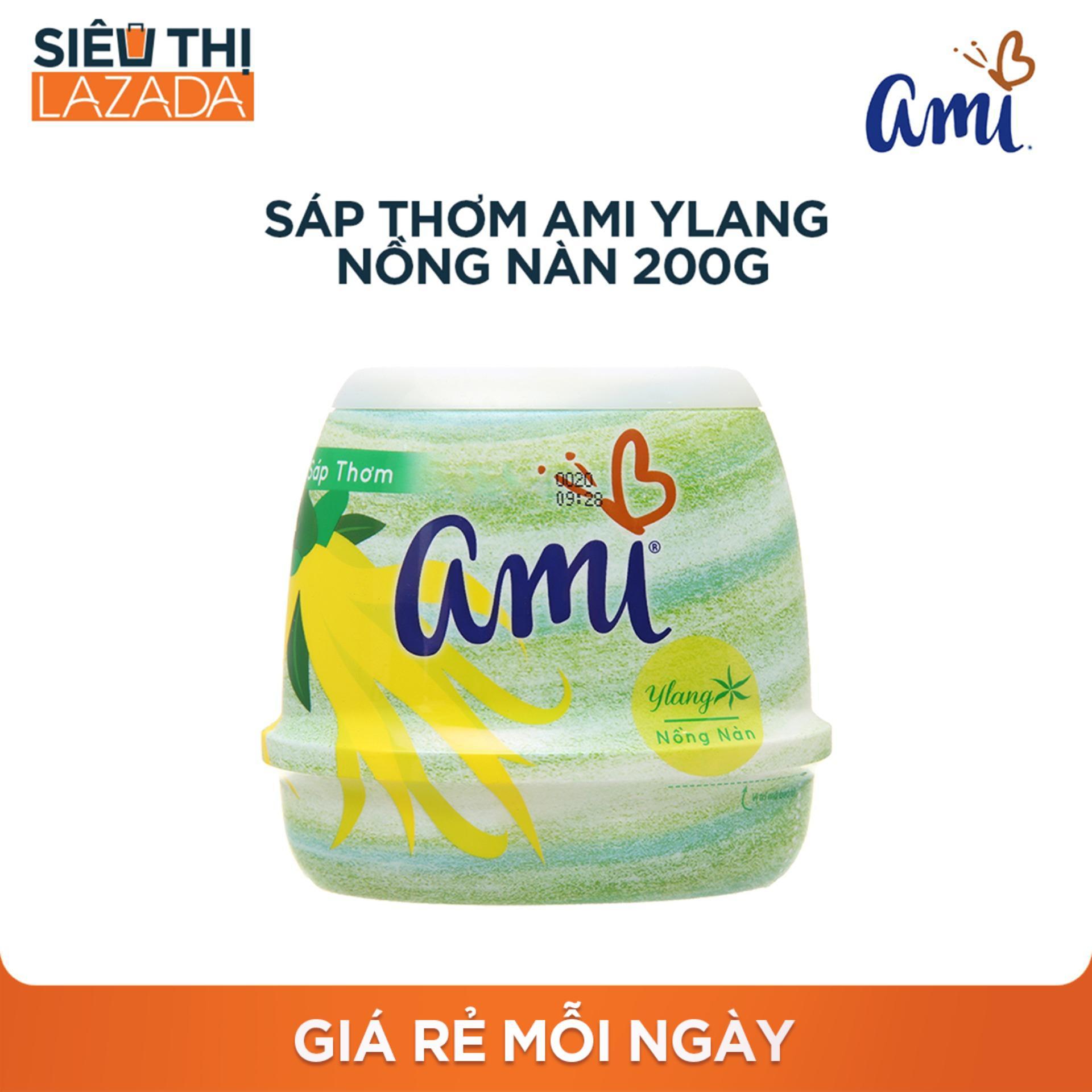 Sáp thơm Ami Ylang -  Nồng nàn 200g