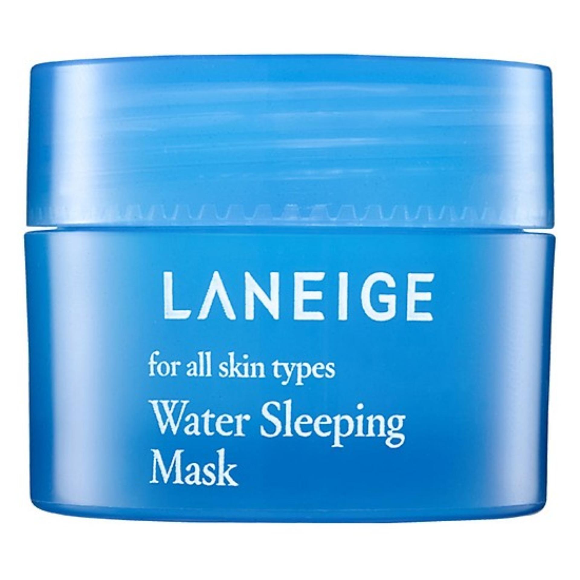 Mặt nạ ngủ dưỡng ẩm Laneige Water Sleeping Mask 15ml chính hãng