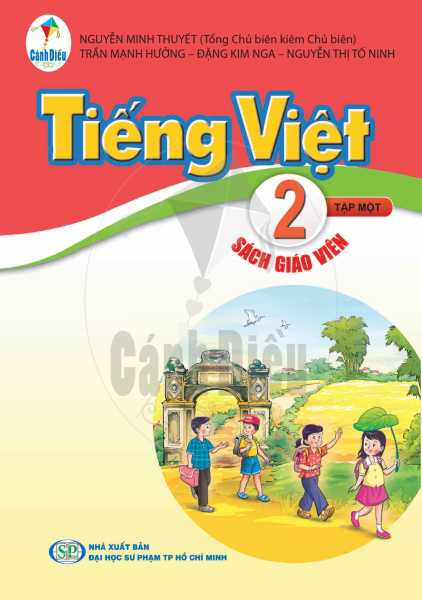 Tiếng Việt 2 Tập 1 (Sách giáo viên thuộc bộ sách Cánh Diều)