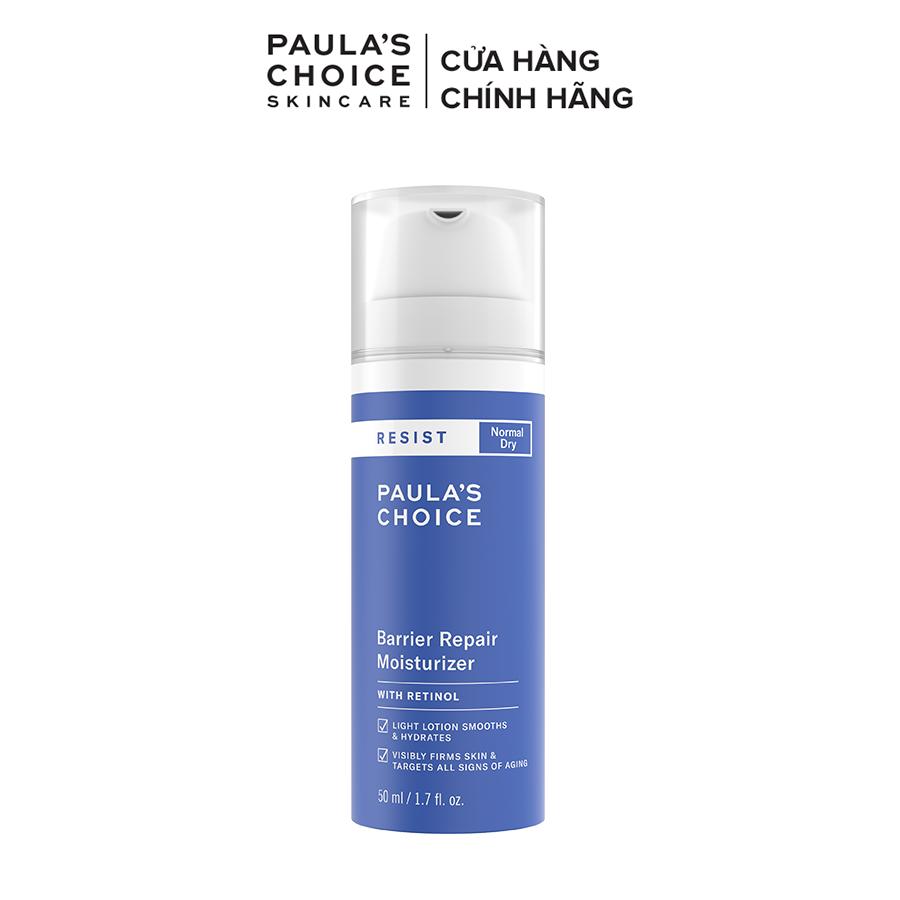 Kem dưỡng ẩm tái tạo da hàng rào bảo vệ da chống lão hóa Paula's Choice Resist Barrier Repair Moisturizer Skin Remodeling