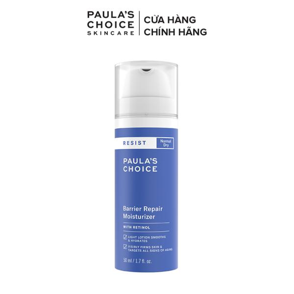 Kem dưỡng ẩm tái tạo da hàng rào bảo vệ da chống lão hóa Paula's Choice Resist Barrier Repair Moisturizer Skin Remodeling 7610
