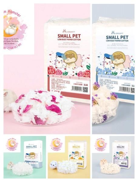 Giấy lót chuồng Small Pet (Jonsanty) - 1LB (450gr)