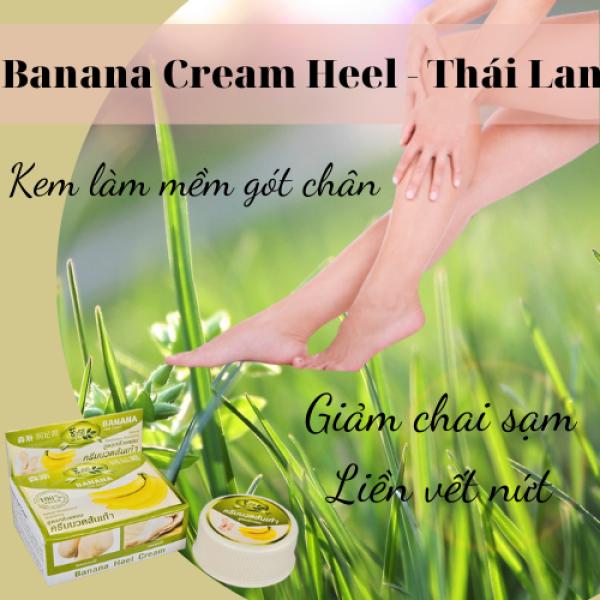 Kem làm mềm gót chân Banana Cream Heels - Thái Lan