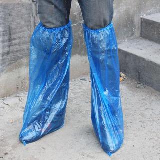 Bọc giày đi mưa loại cao cổ dùng một lần - GD0887 - NiceShop 2