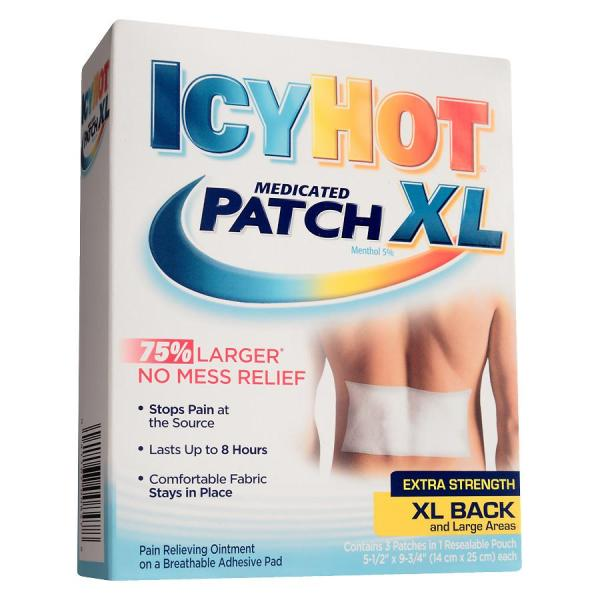 Cao Dán IcyHot Patch XL cao cấp