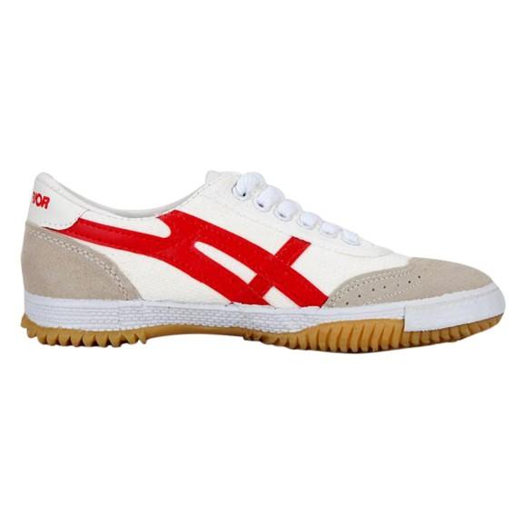 Giày thể thao nam Giầy bata WIKA ULTRA 2 chuyên đá bóng phủi Trắng Đỏ giá rẻ