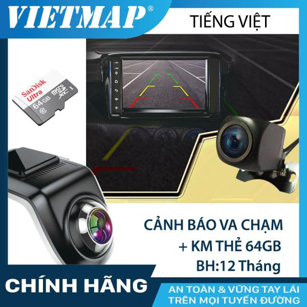 Camera hành trình VIETMAP V5 cho màn hình Android + thẻ nhớ 32/64GB Class 10