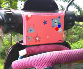 Đệm bảo vệ chống va chạm xe máy cho bé dùng để nâng đỡ đầu và ngực cho bé gối đầu ngủ thumbnail