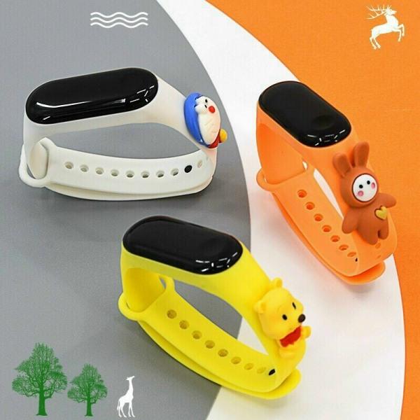 Nơi bán Đồng hồ điện tử Led Mtt5 trẻ em mặt nhân vật hoạt hình ngộ nghĩnh Hh45
