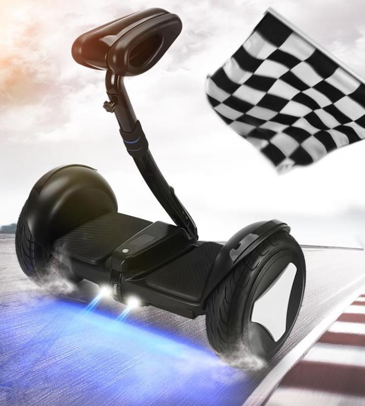 Phân phối Xe điện cân bằng Mini Robot - XE ĐIỆN CÂN BẰNG THÔNG MINH - BẢN MỚI Có Bluetooth, đèn led, tay xách thuận tiện