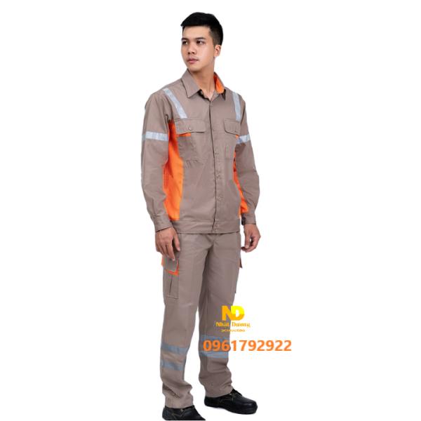 Quần áo bảo hộ điện lực tiêu chuẩn DN