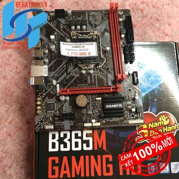Bảng giá Mainboard GIGABYTE B365M GAMING HD Phong Vũ