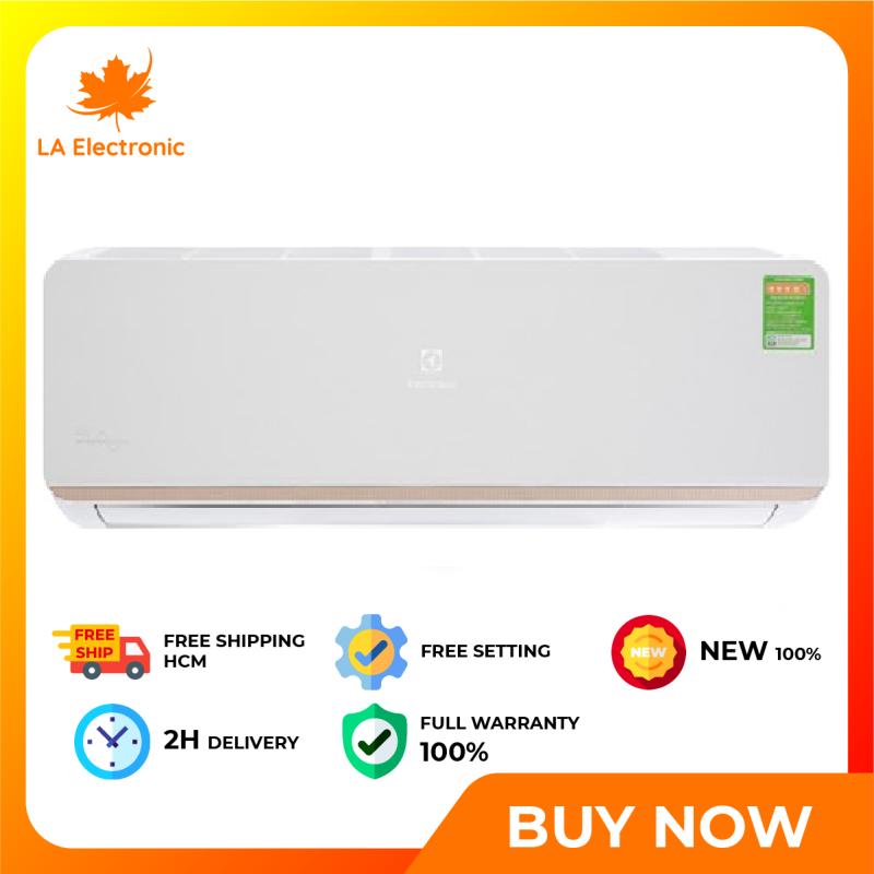 Bảng giá Trả Góp 0% - Máy lạnh Electrolux Inverter 1 HP ESV09CRR-C6 - Miễn phí vận chuyển HCM