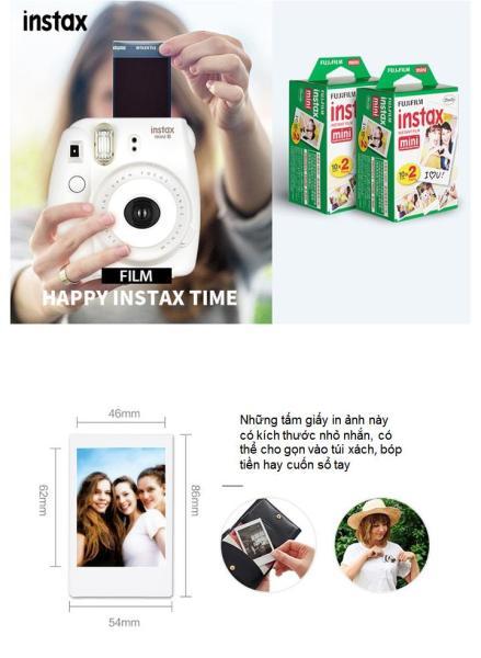 Giá Hộp phim Fujifilm Instax Mini 20 tấm