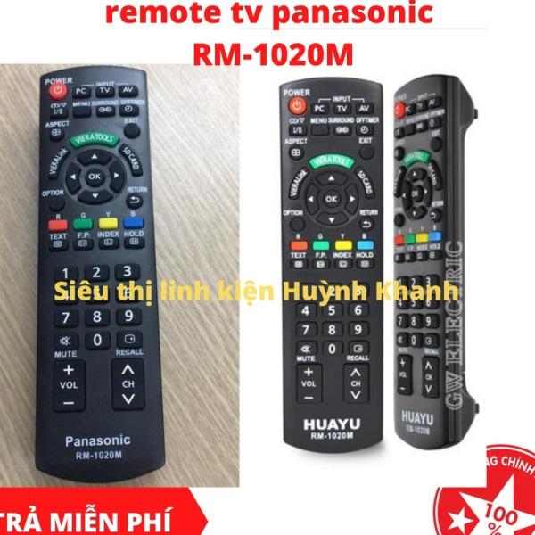 Bảng giá REMOTE TV PANASONIC  RM-1020M