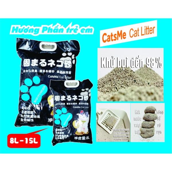 Cát vệ sinh cho mèo - Cát Nhật Cat Litter 8L