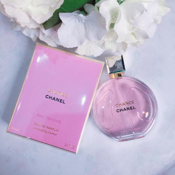 Nước hoa nữ Chancee hồng cao cấp