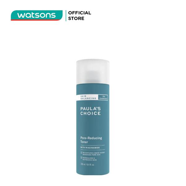 Nước Cân Bằng Paulas Choice Skin Balancing Điều Chỉnh Lỗ Chân Lông 190ml