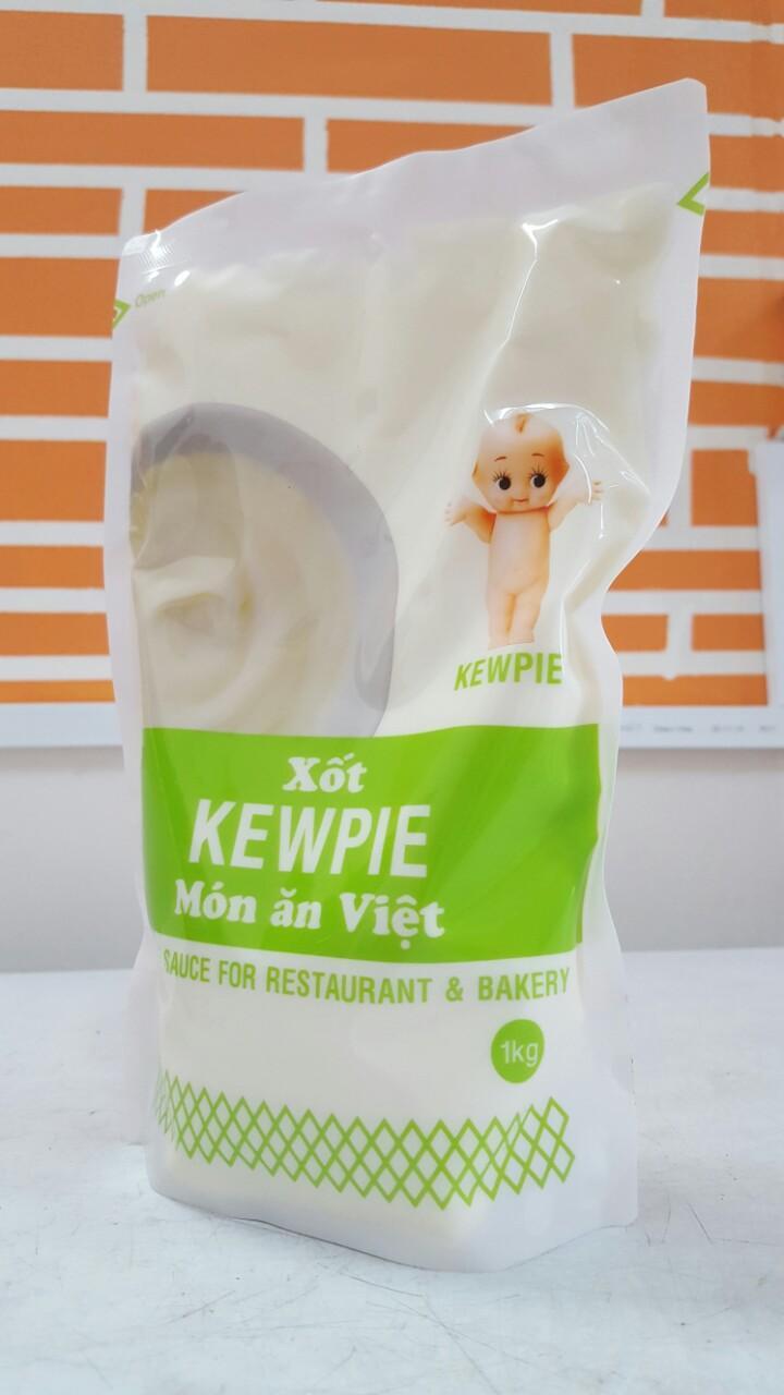 Xốt mayonnaise Kewpie Món Ăn Việt 1kg